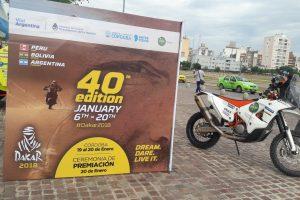 Se presentó en Córdoba el Rally Dakar 2018