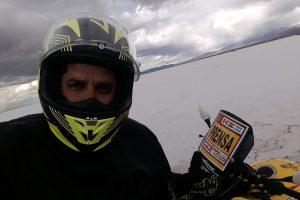 La Hero Hunk 150 recorrió 11.000 km en 19 días