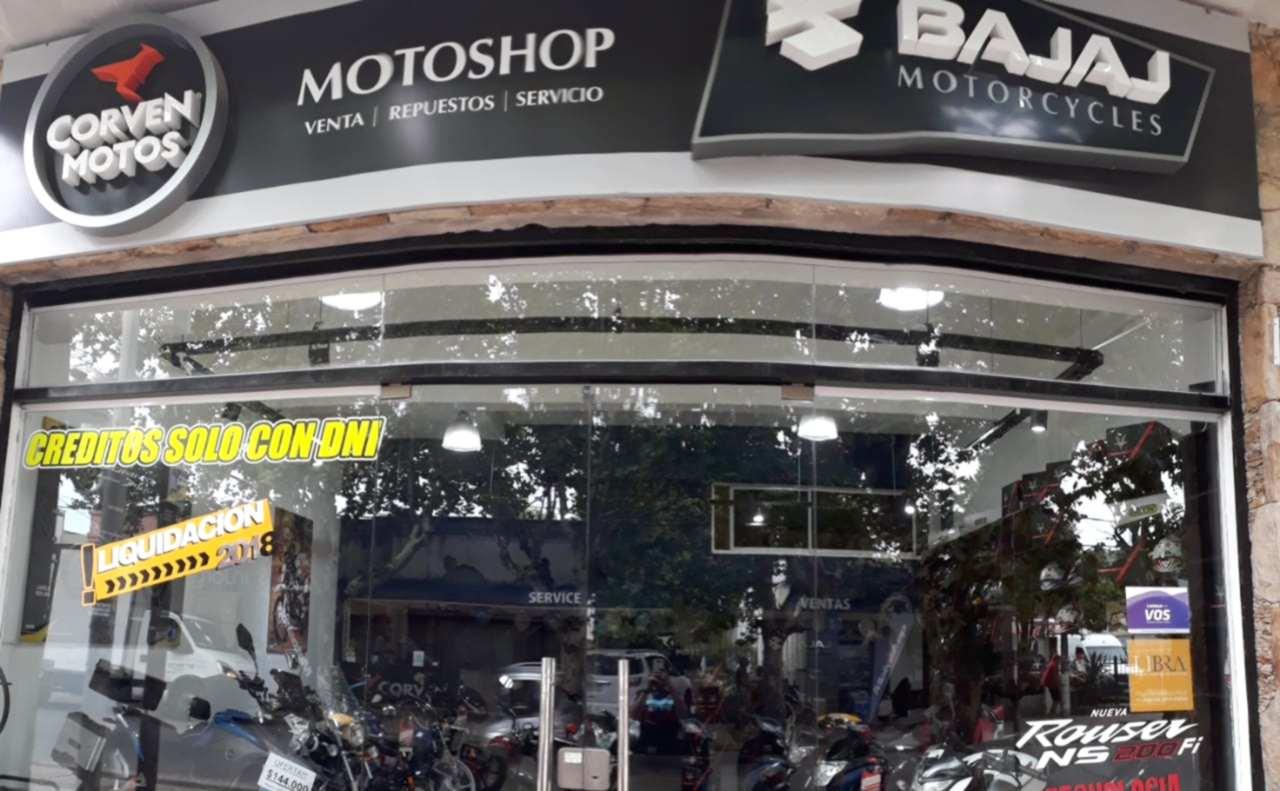 Motoshop Sucursal Corven Bajaj